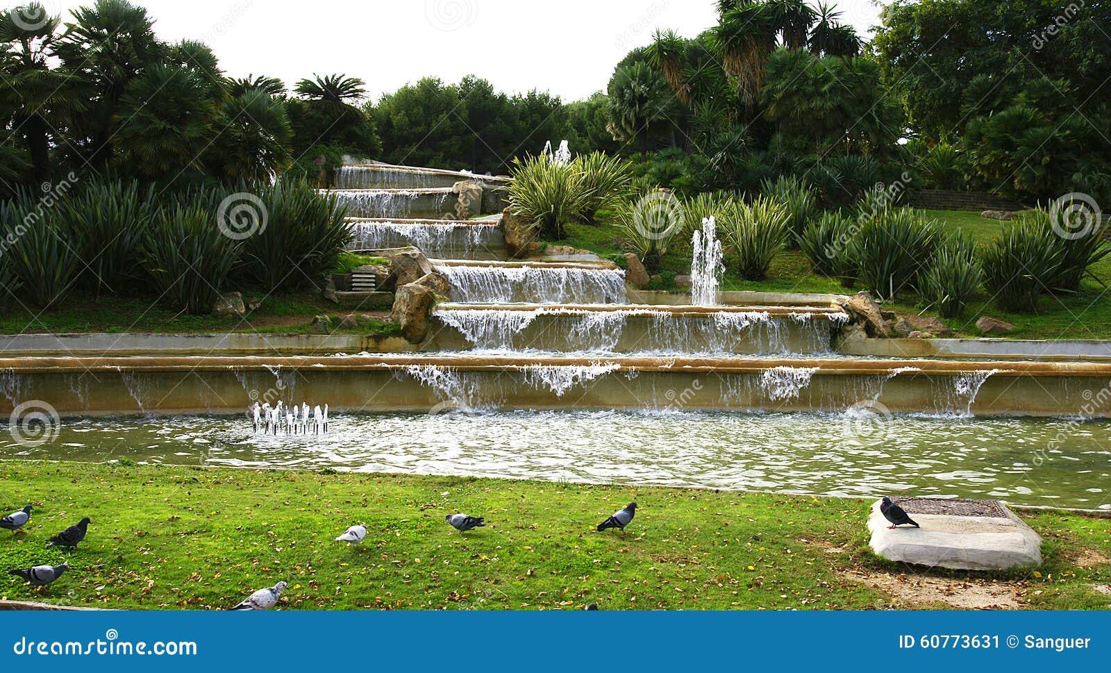 Fontane A Cascata Da Giardino: Due modi per costruire una fontana ...