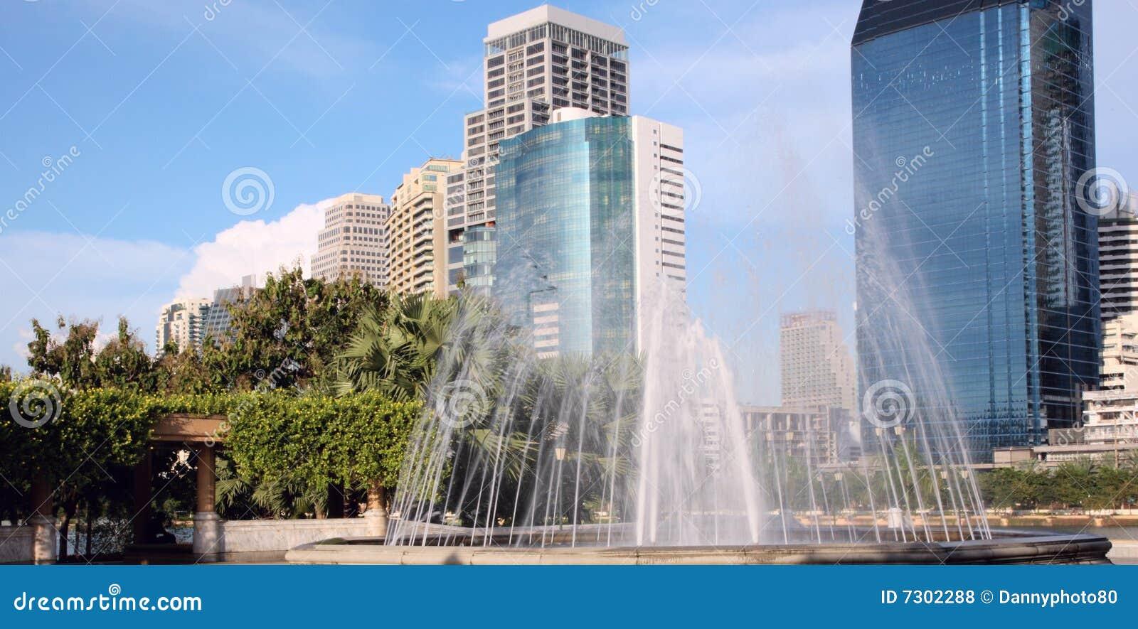 Fontana urbana