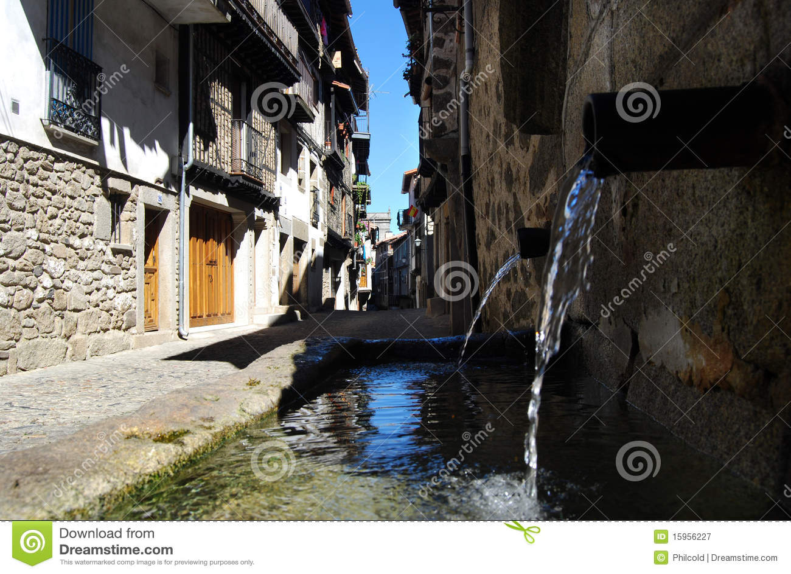 Fontanny spanish vilage