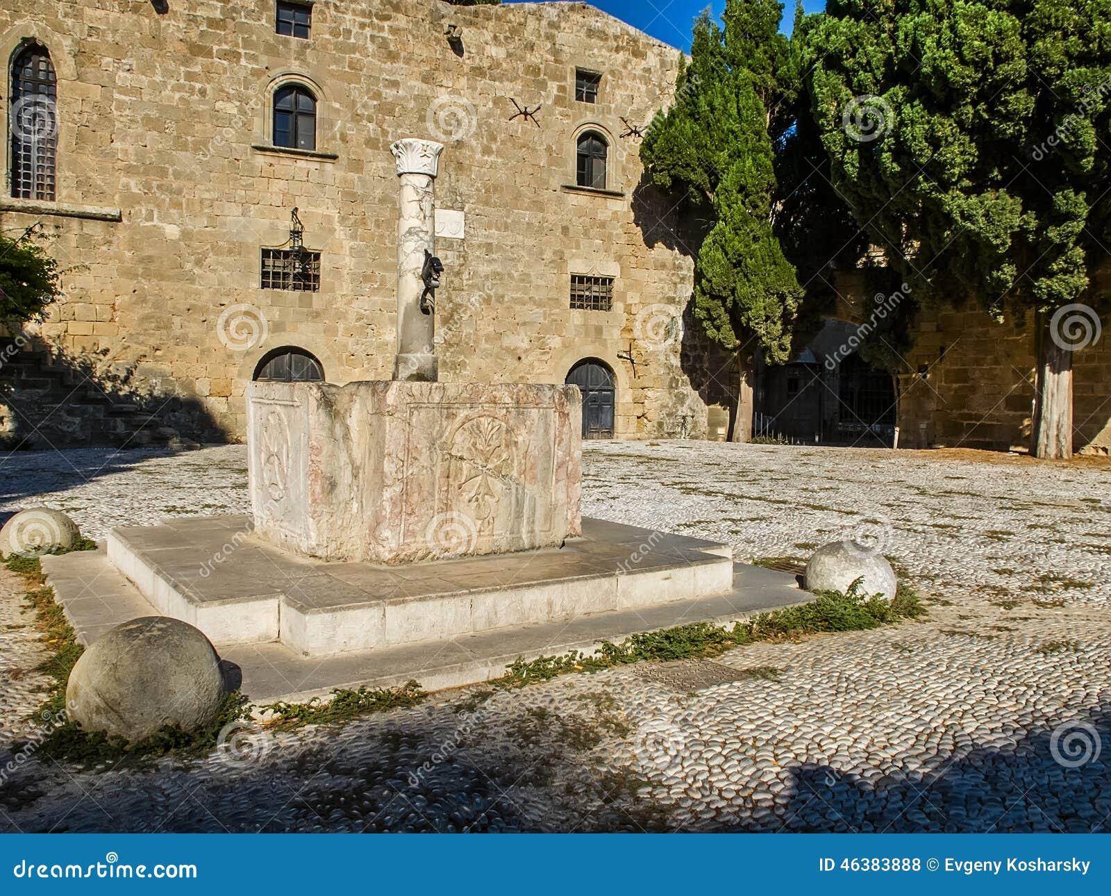 Fonte bizantina