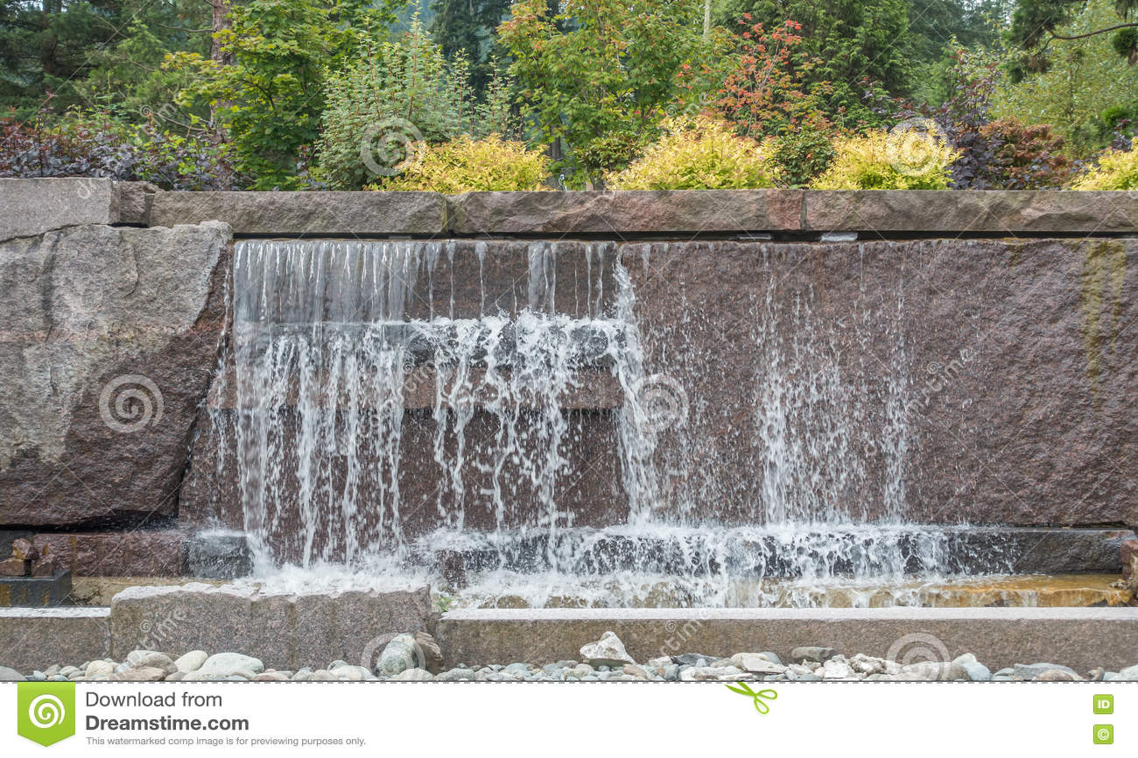 Fonte 4 da cachoeira