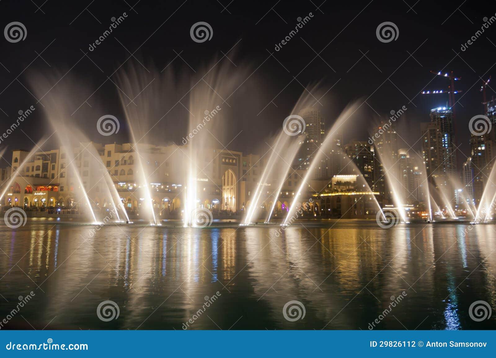 Fonte de Dubai