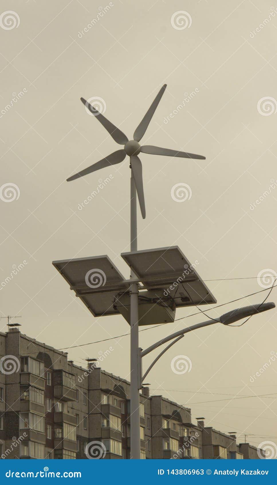 Fontes alternativas de eletricidade