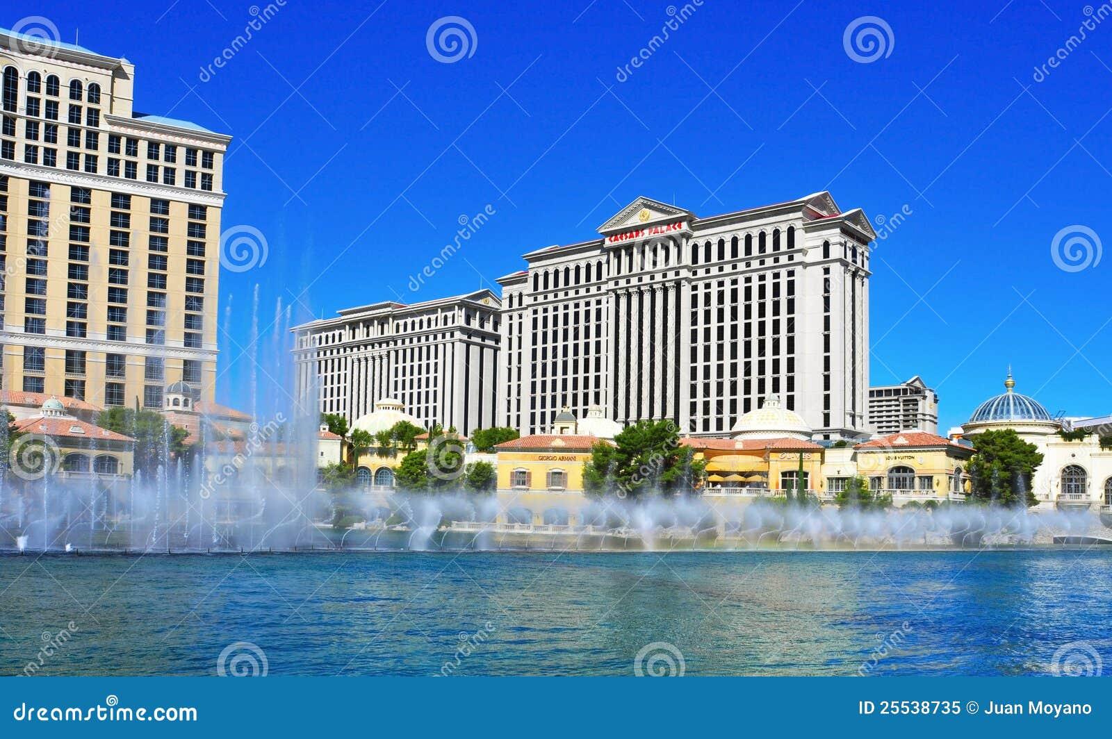 Fontes de Bellagio, Las Vegas, Estados Unidos