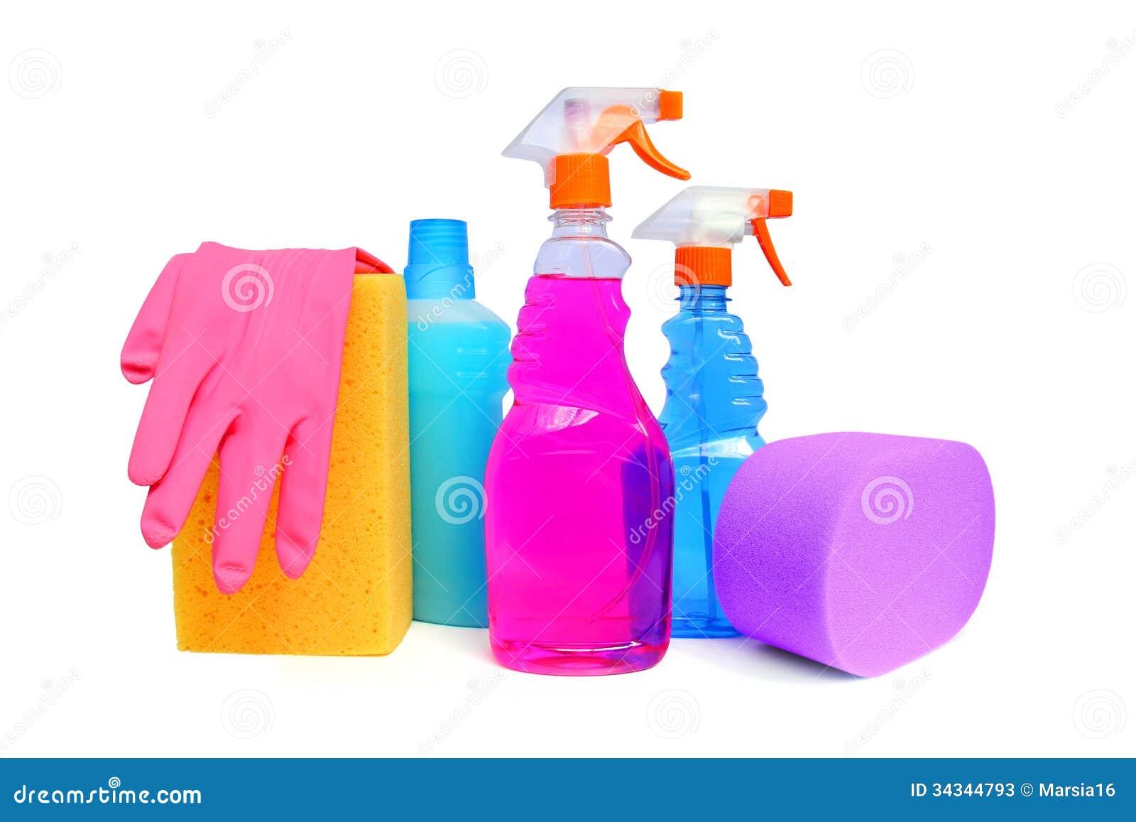 Fontes de limpeza
