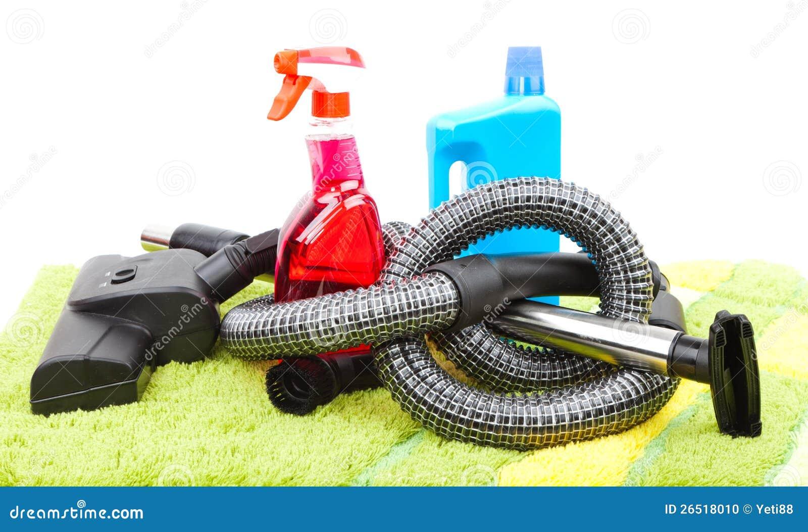 Fontes de limpeza Home
