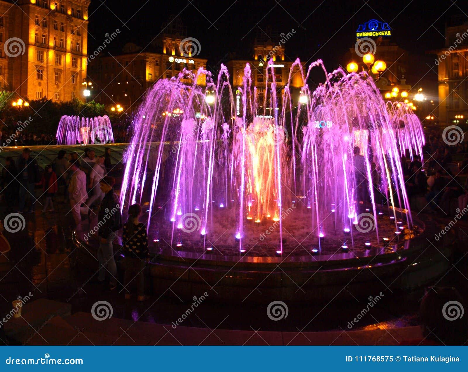 Fontes em kiev