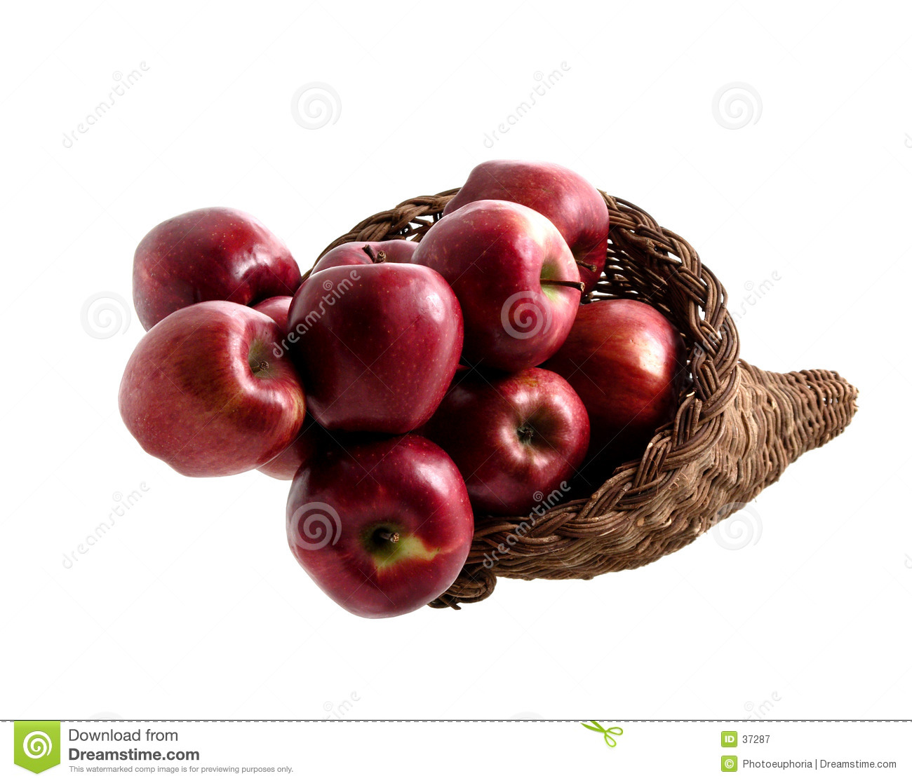 Food: Apple Basket (2 of 4)