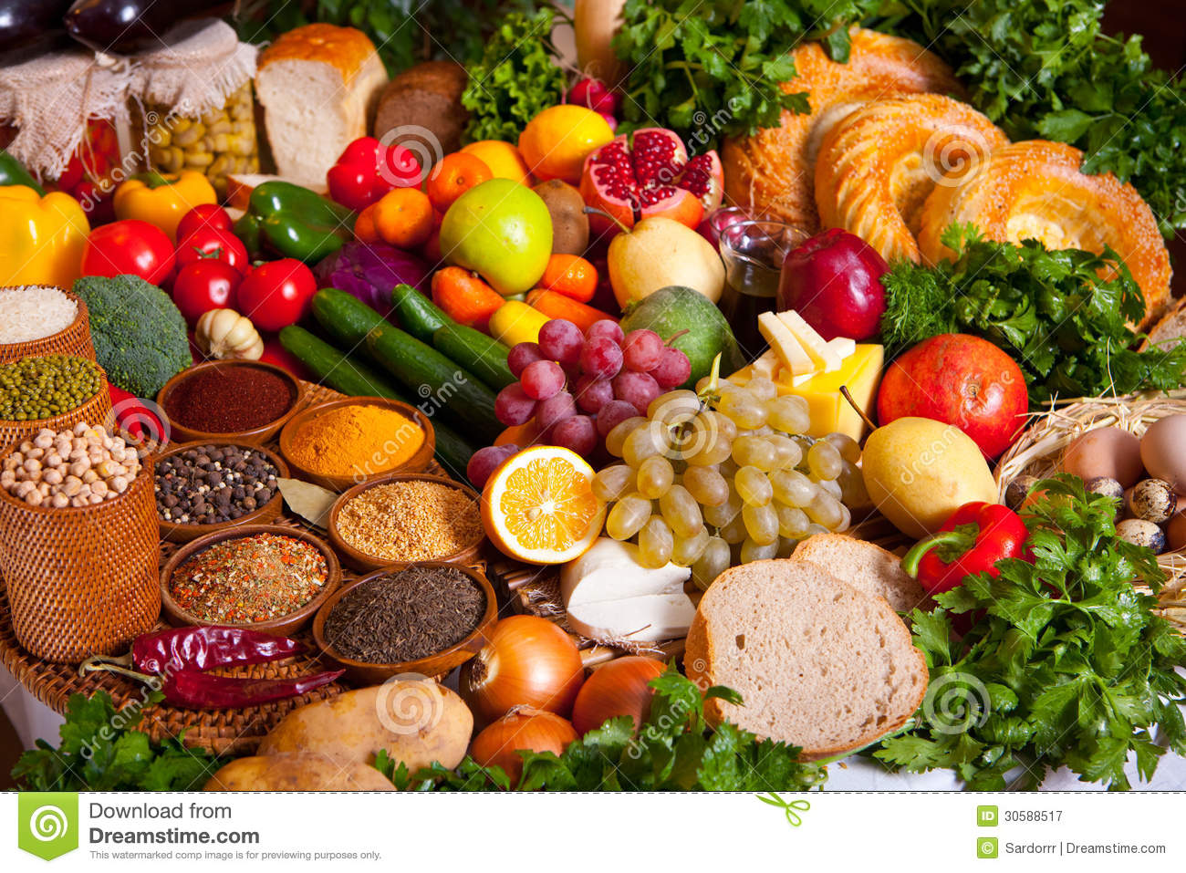 Food Background Royalty Free Stock Photography - Image ...