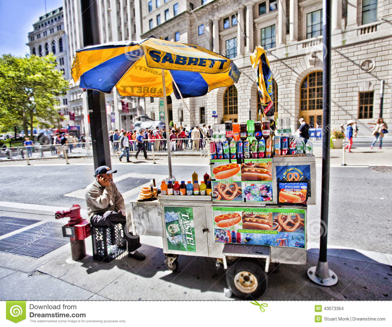 Food Truck Licenses New York City