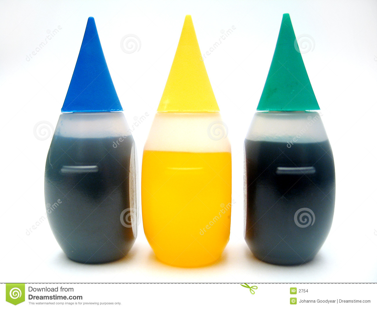 Food Coloring Stock Images - Image: 2754