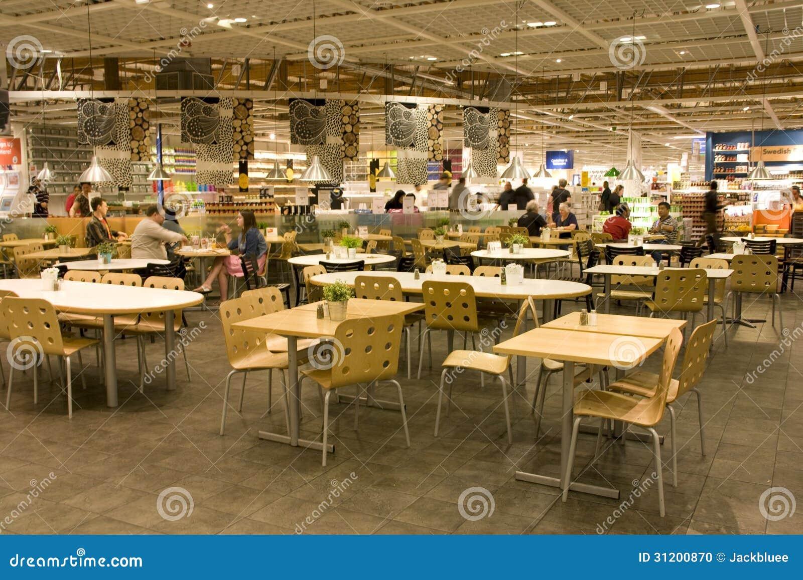 food court editorial image image 31200870. Black Bedroom Furniture Sets. Home Design Ideas