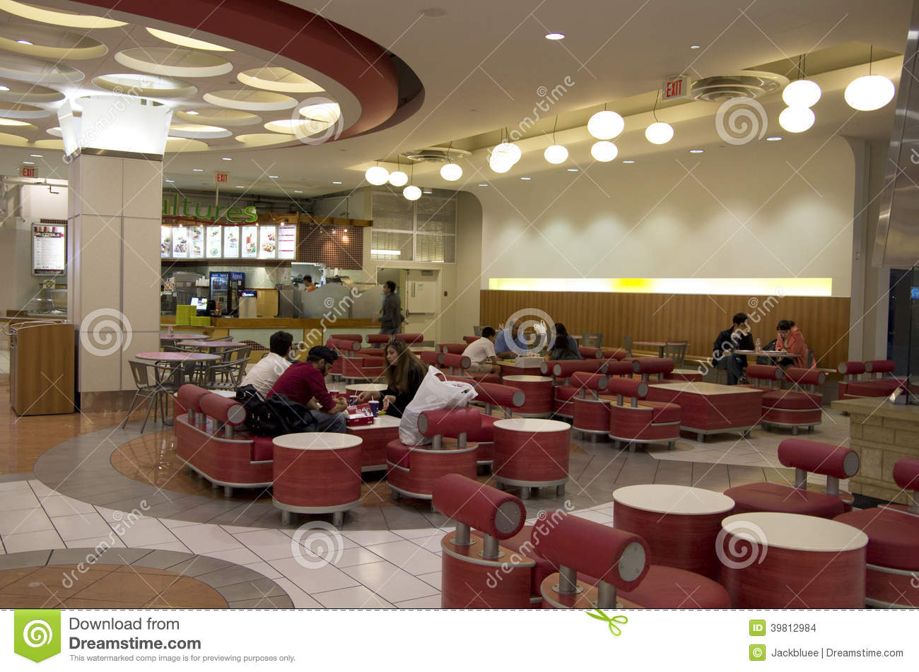 Vancouver Mall Food Court