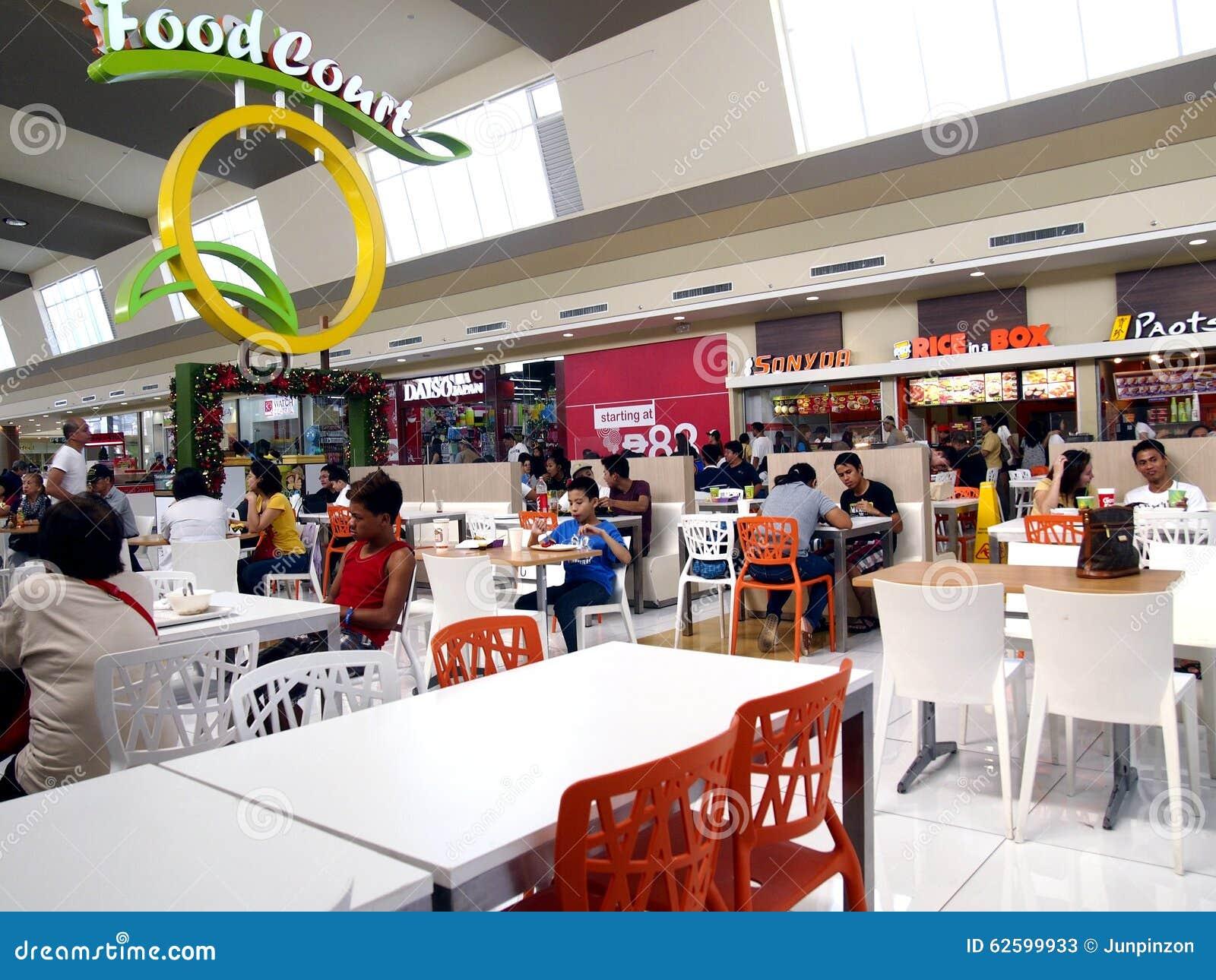Mercendise Mart Food Court