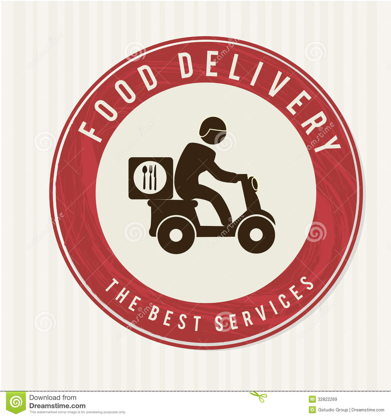 Food delivery royalty free stock images image 32822269