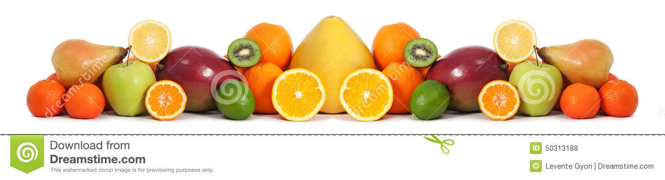 Food Fruit Banner Stoc...