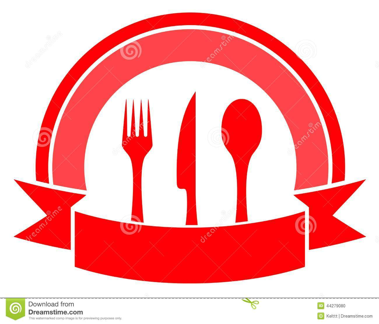 Food Icon On White Background Stock Vector - Image: 44279080 Table Knife Clipart