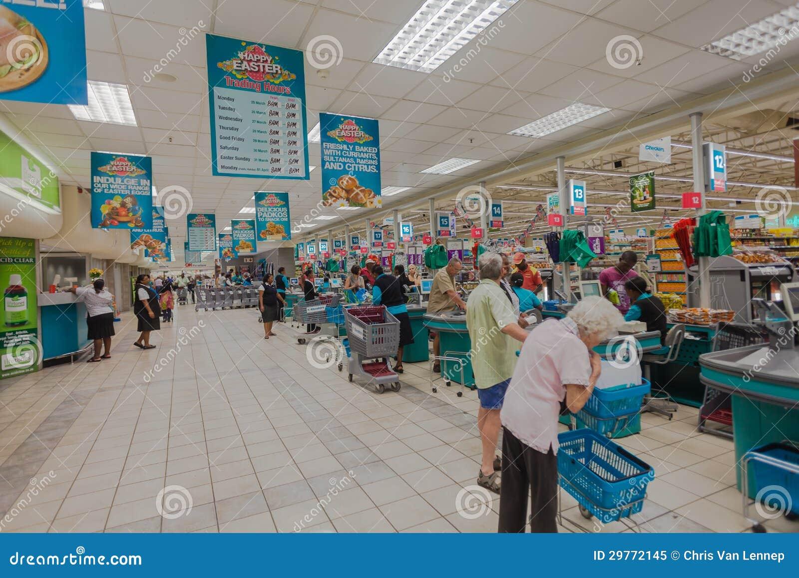 Africa the supermarket cashier exacts revenge on her boyfriend - 1 6