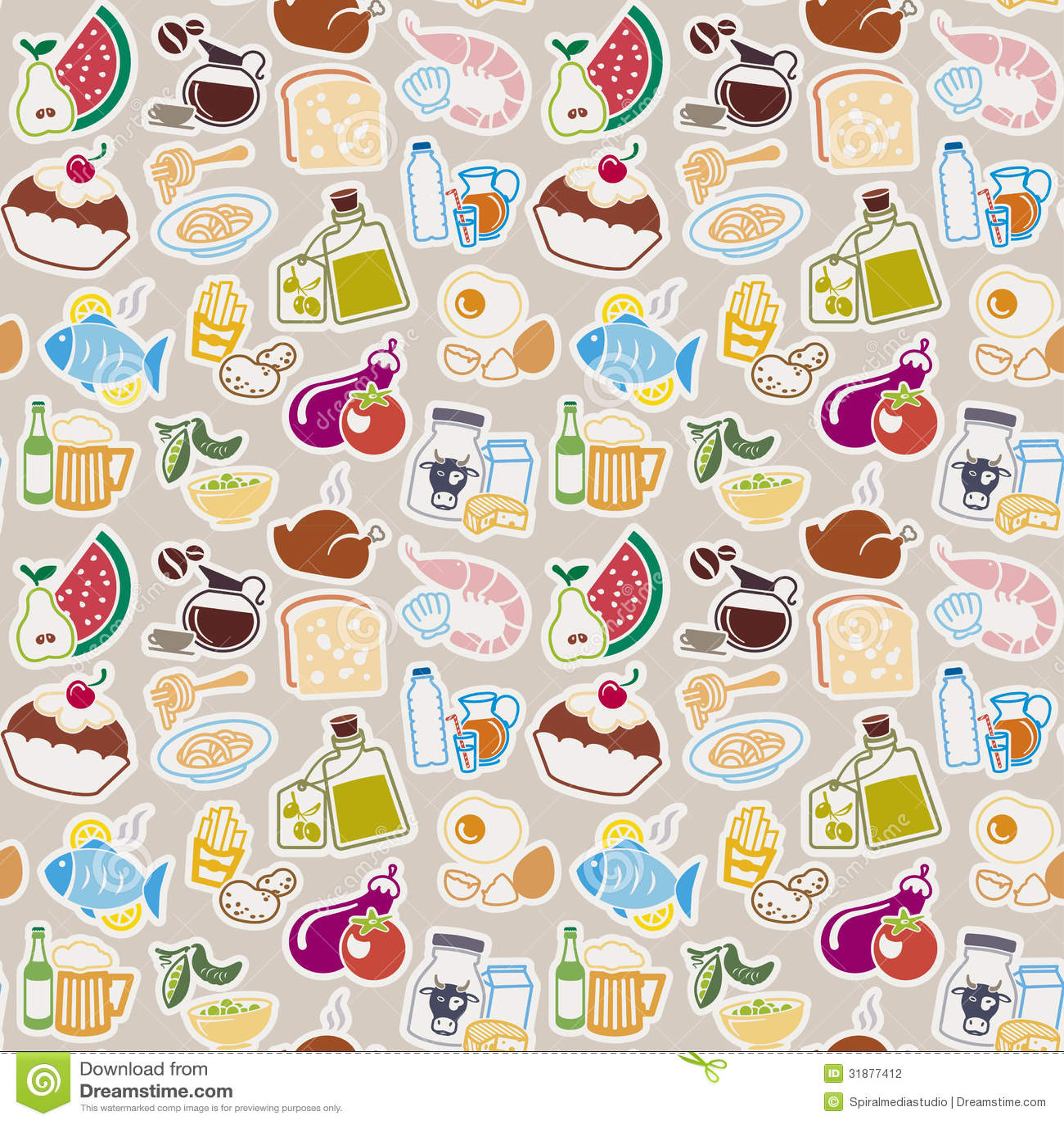 Food Pattern Photography | www.pixshark.com - Images ...