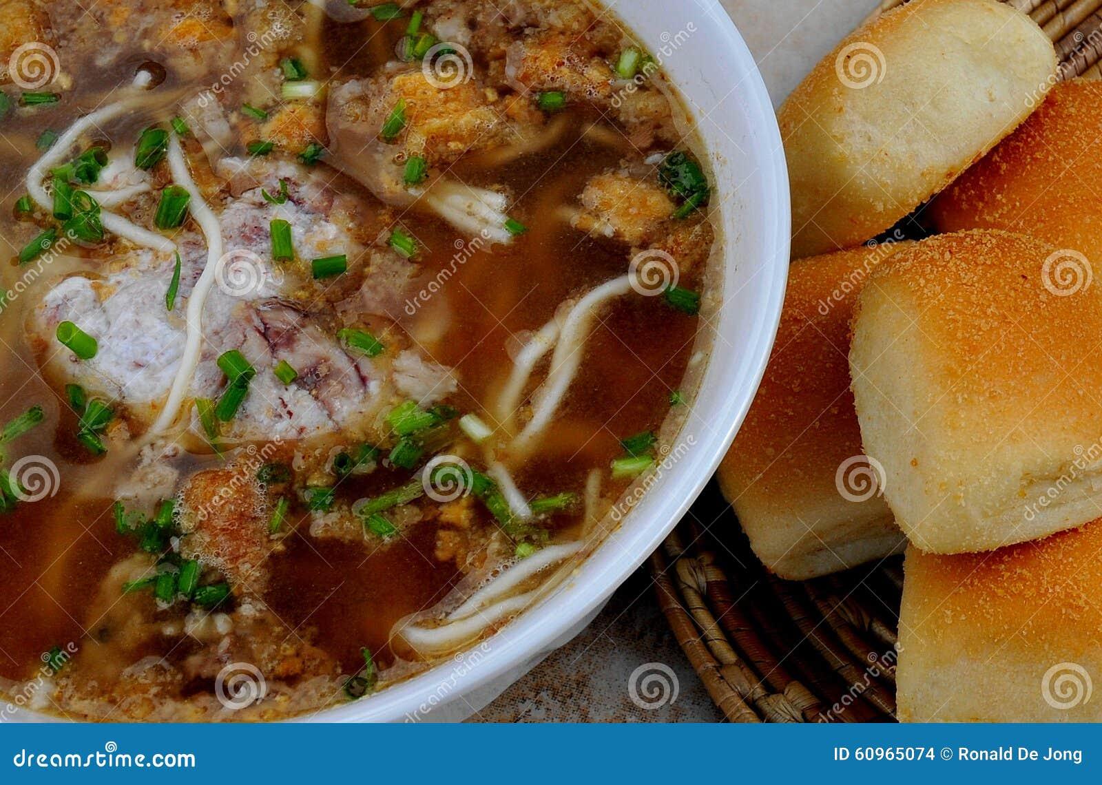 Food from the Philippines, Batchoy Utak