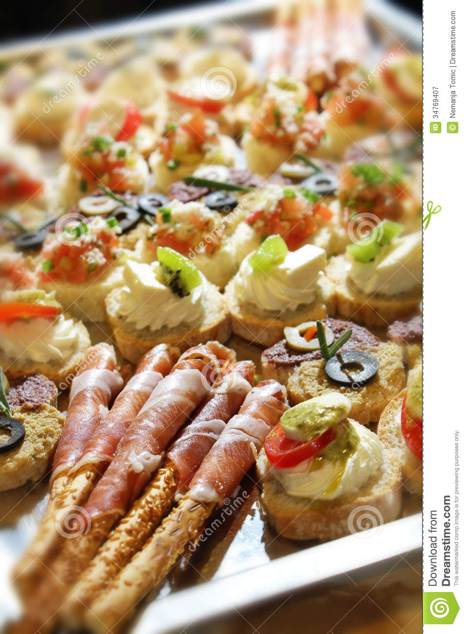 Catering business plans