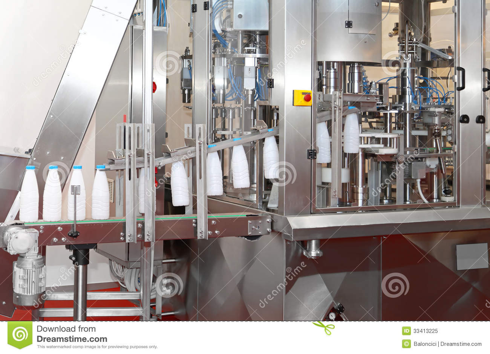 Food production machine