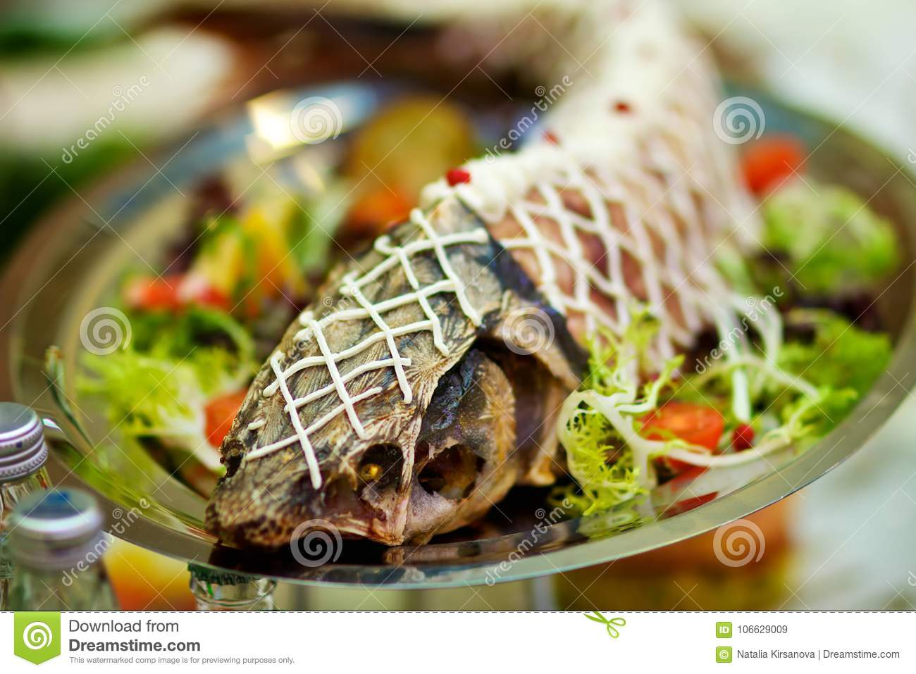 Where is the restaurant Fish at the Dacha Photos and reviews 23