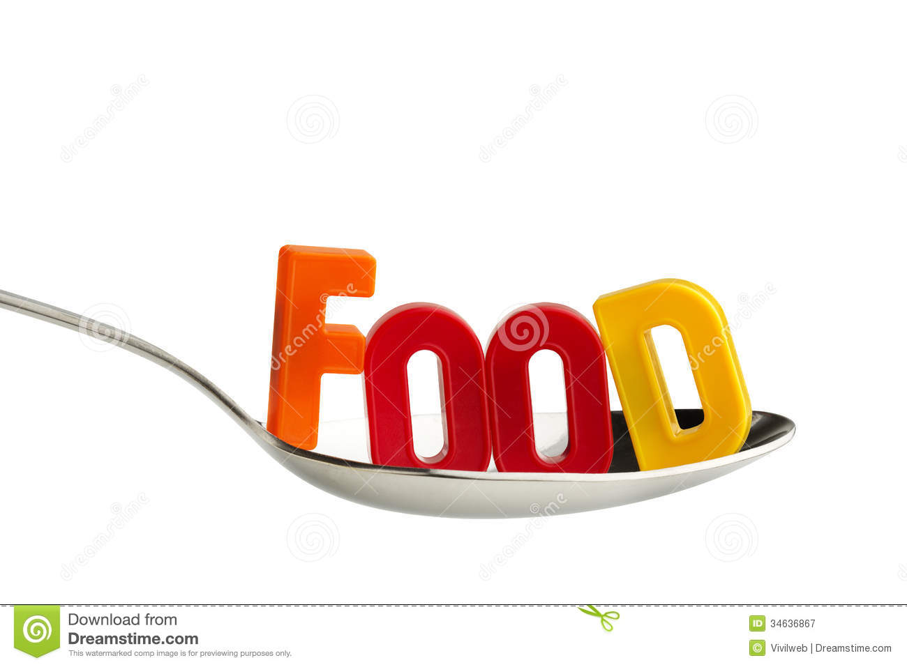 Food Service Royalty Free Stock Photography - Image: 34636867