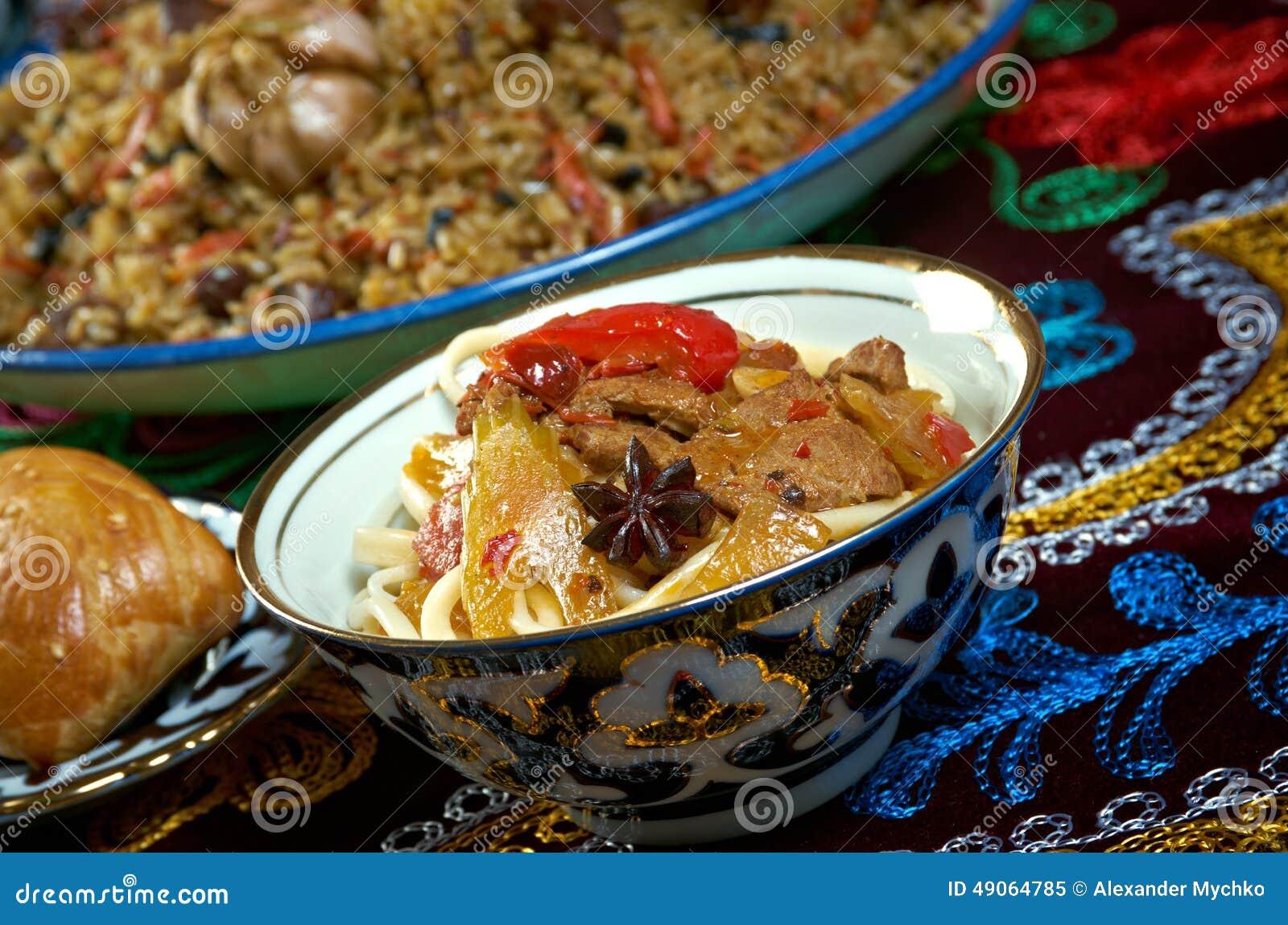 Central Asian Cuisine 7