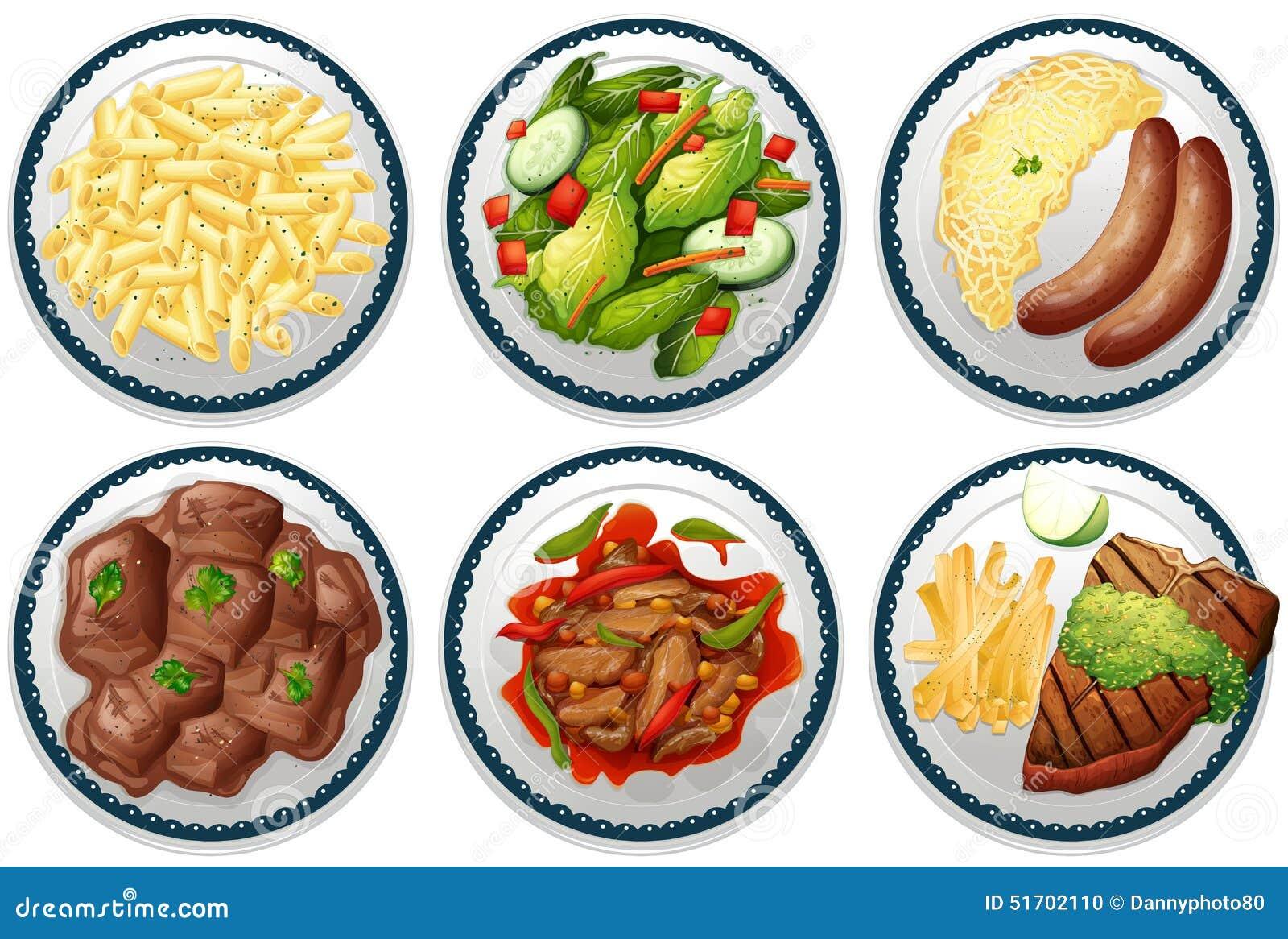 Food Stock Vector Image 51702110