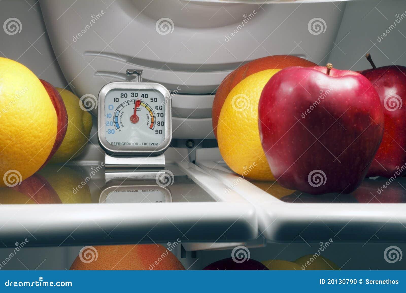 Food Temperature Stock Photo Image 20130790