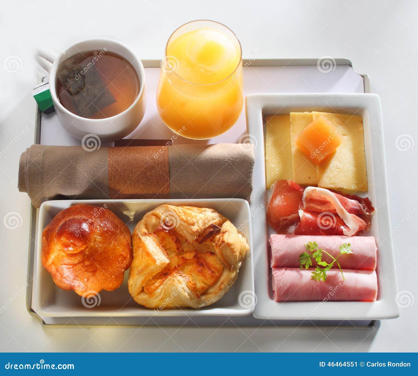 Food tray buffet