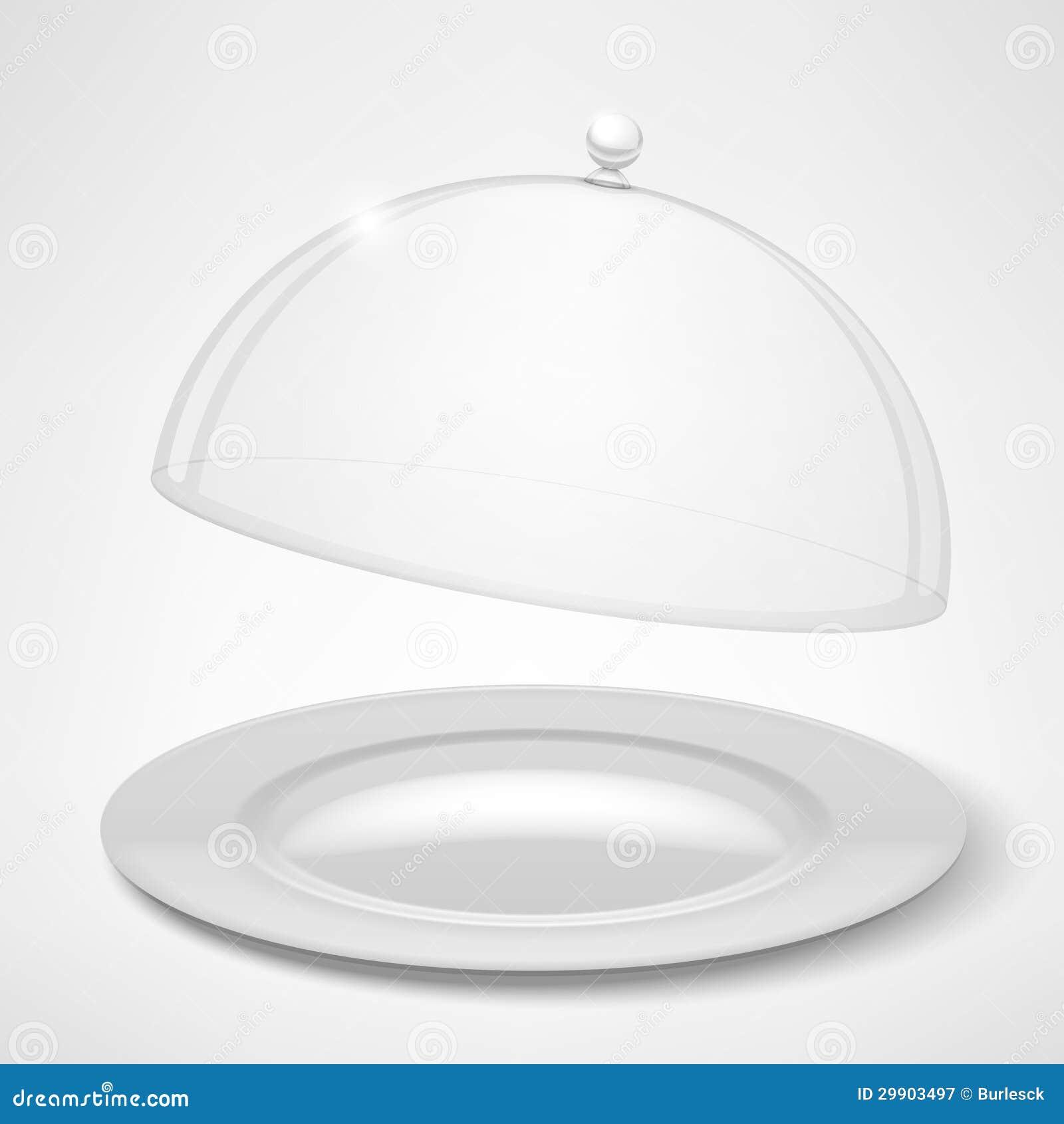 Excellent Food Tray Restaurant Cloche Stock Vector Illustration Of Machost Co Dining Chair Design Ideas Machostcouk