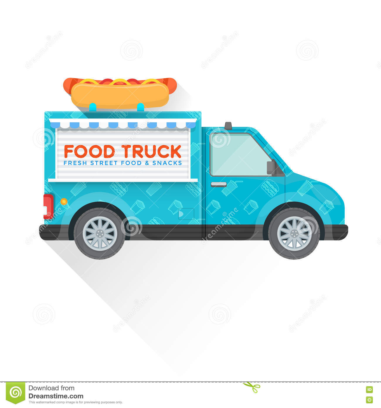 Lunch Food Truck