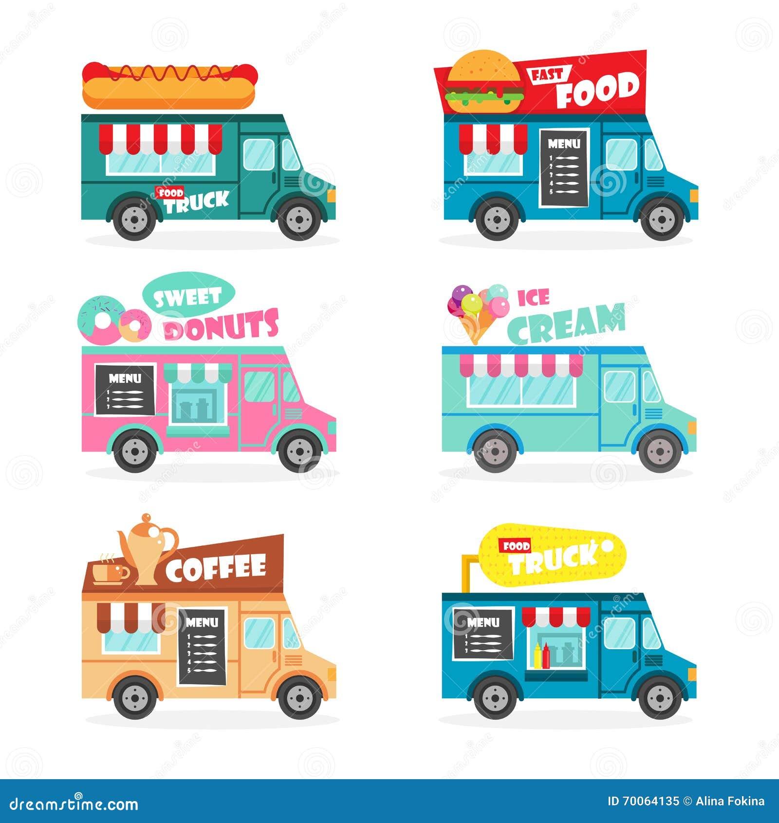 Tasty Dog Food Truck