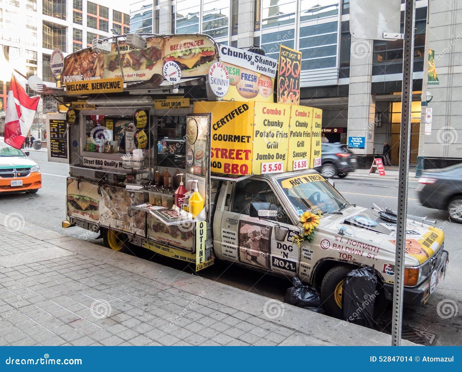 Food Truck Toronto License
