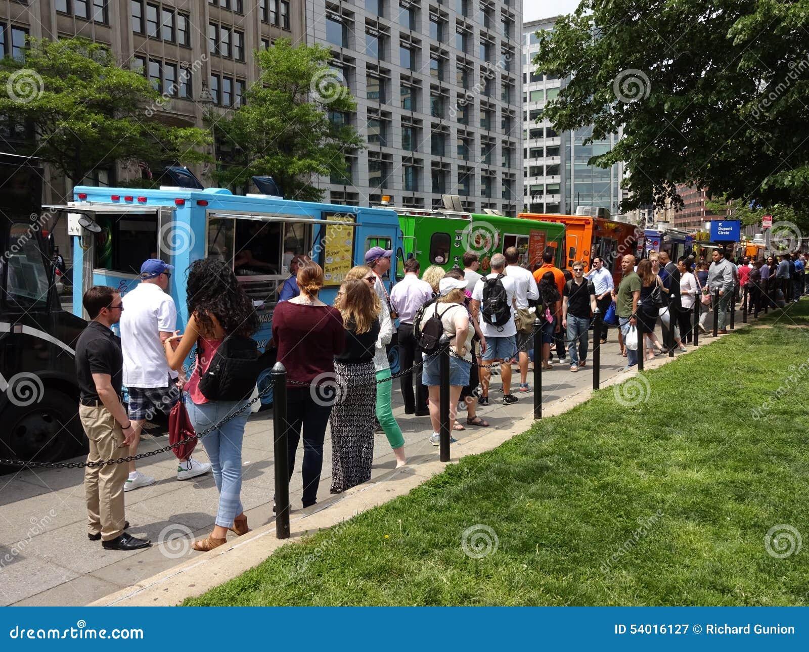 Columbia Food Trucks