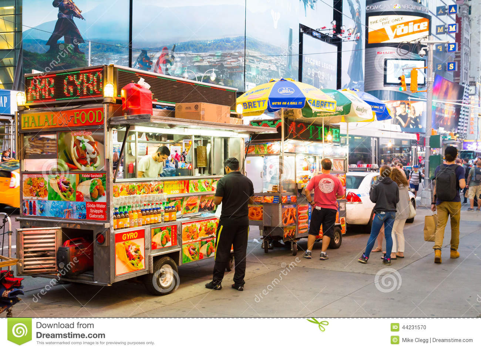 Food Trucks In Nyc