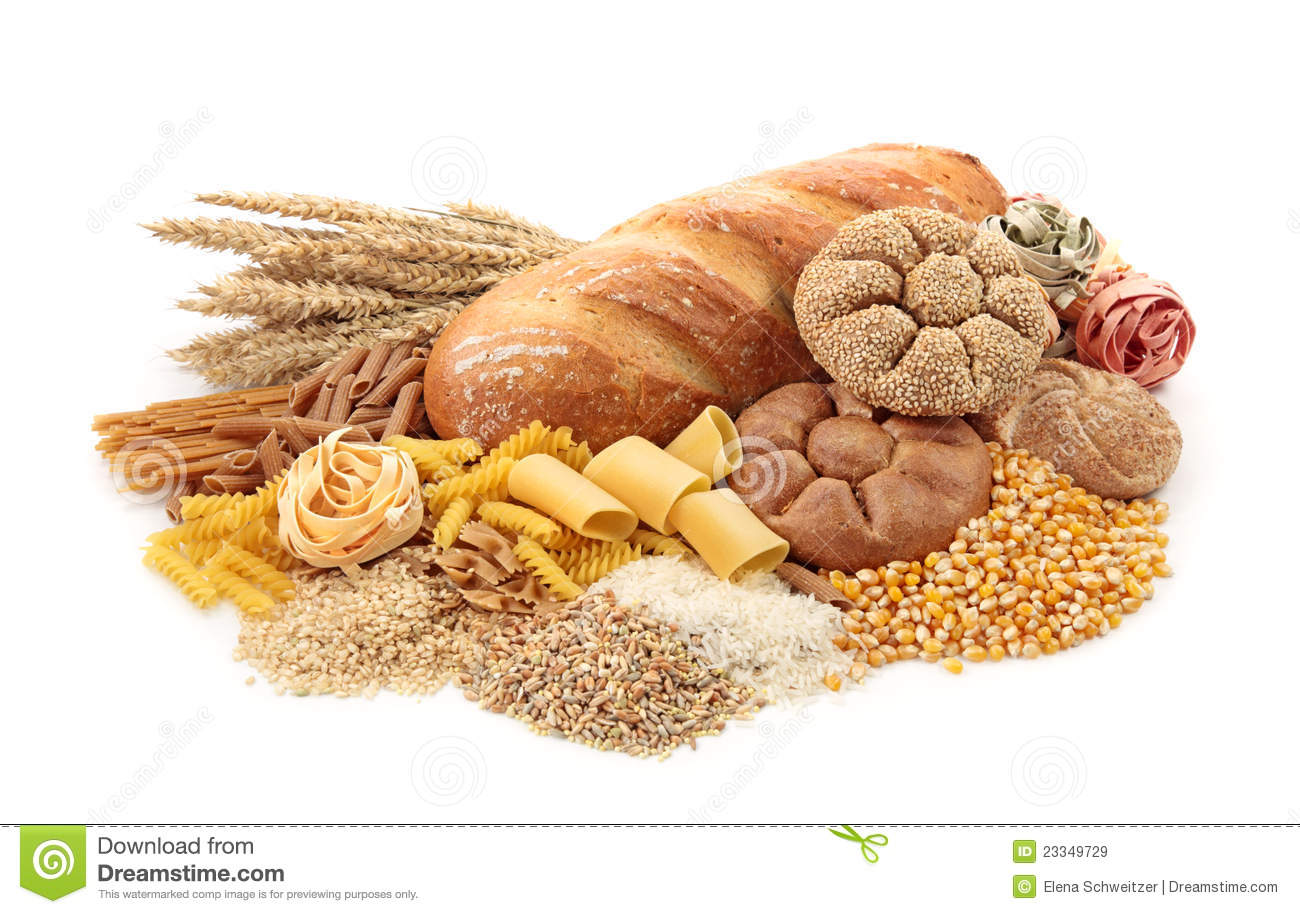 Foods high in carbohyd...