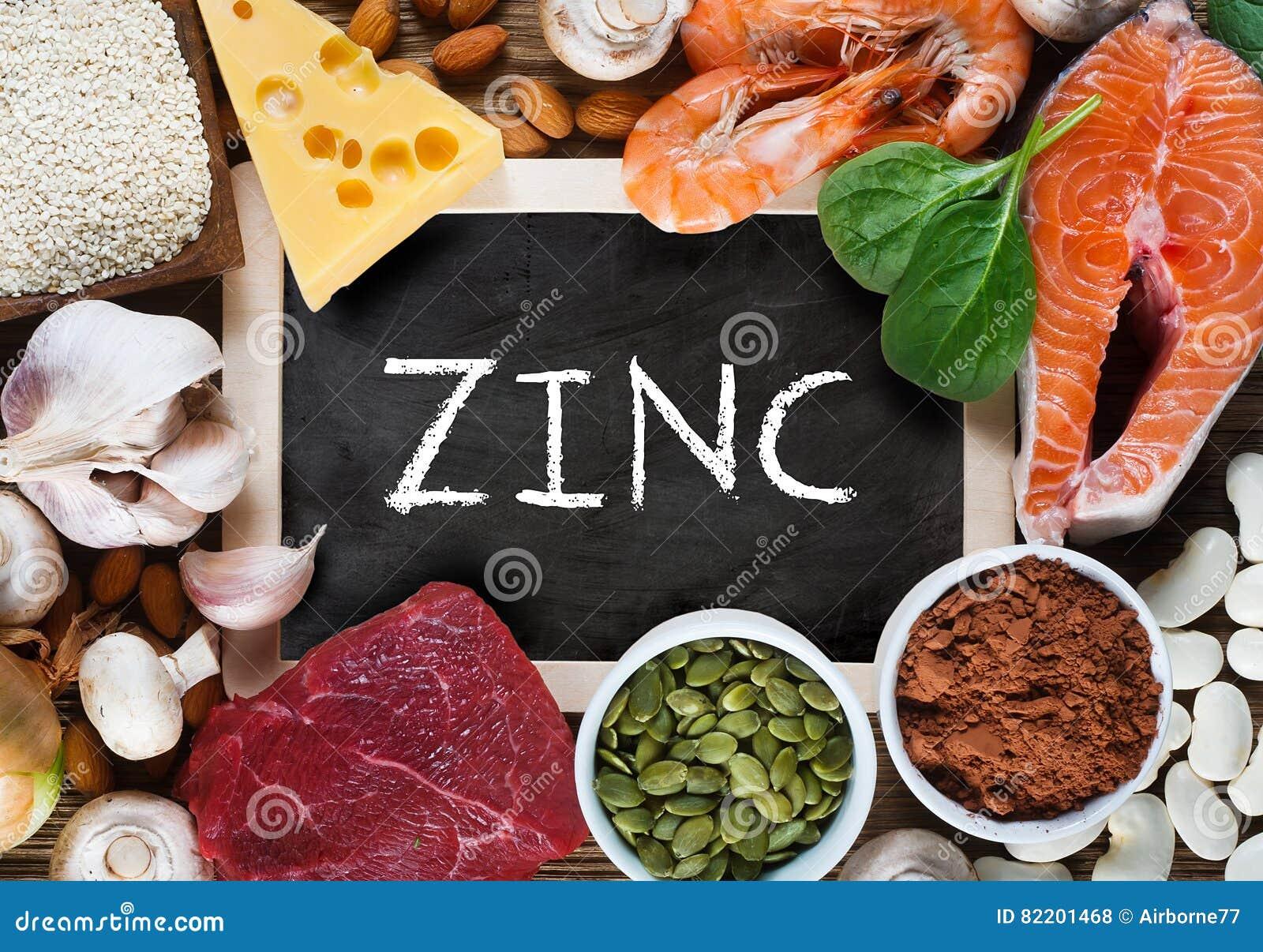 Foods High in Zinc sto...