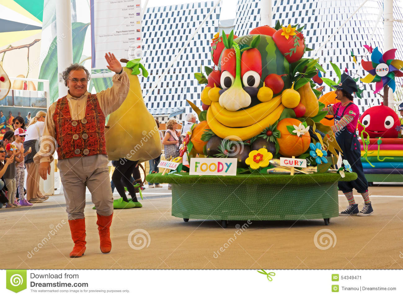 Voodoo amulet royalty free stock photos image 2718528 - Foody Mascotte Of Expo 2015 On Parade Stock Image