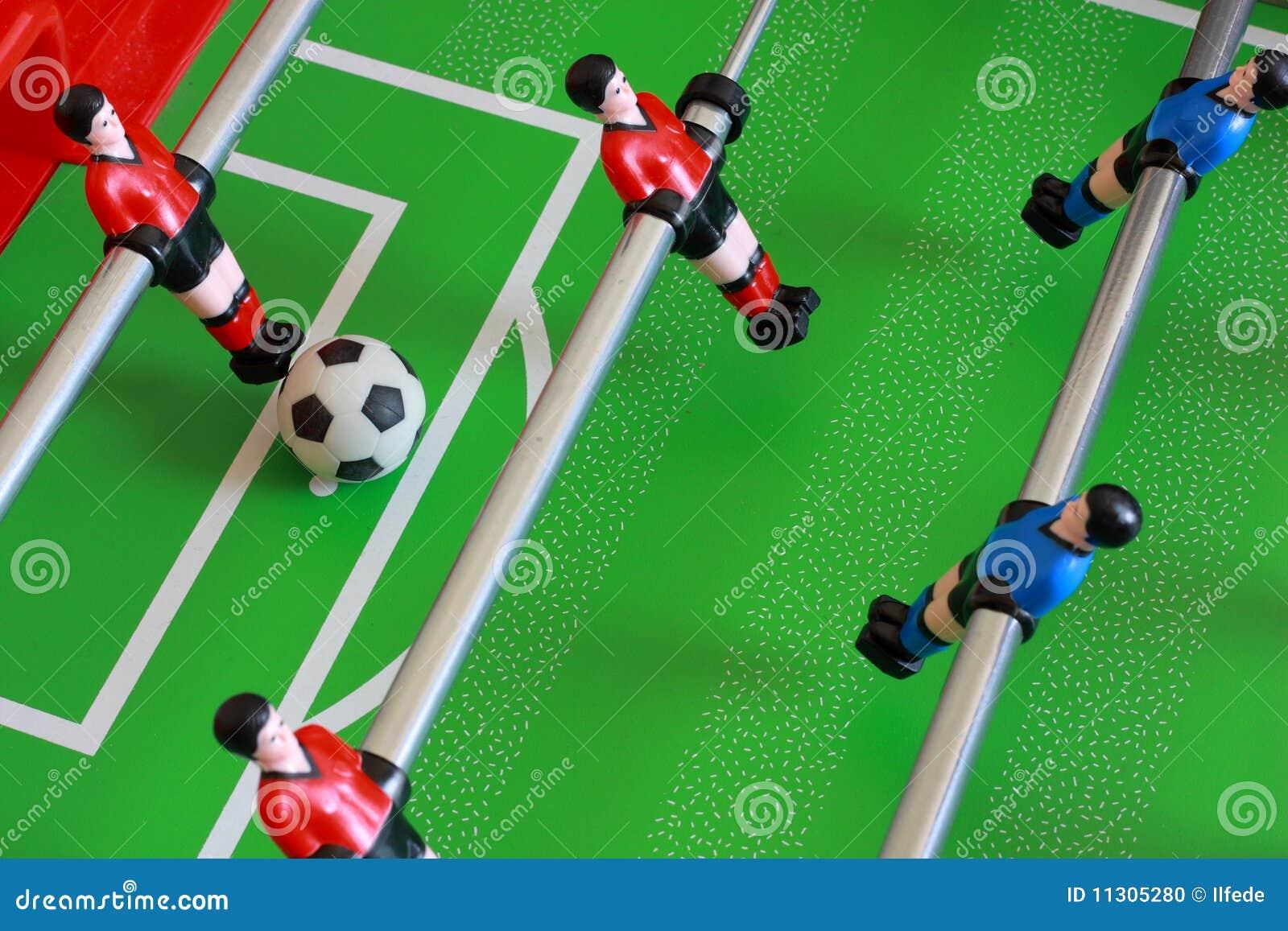 Foosball Tabellenabgleichung