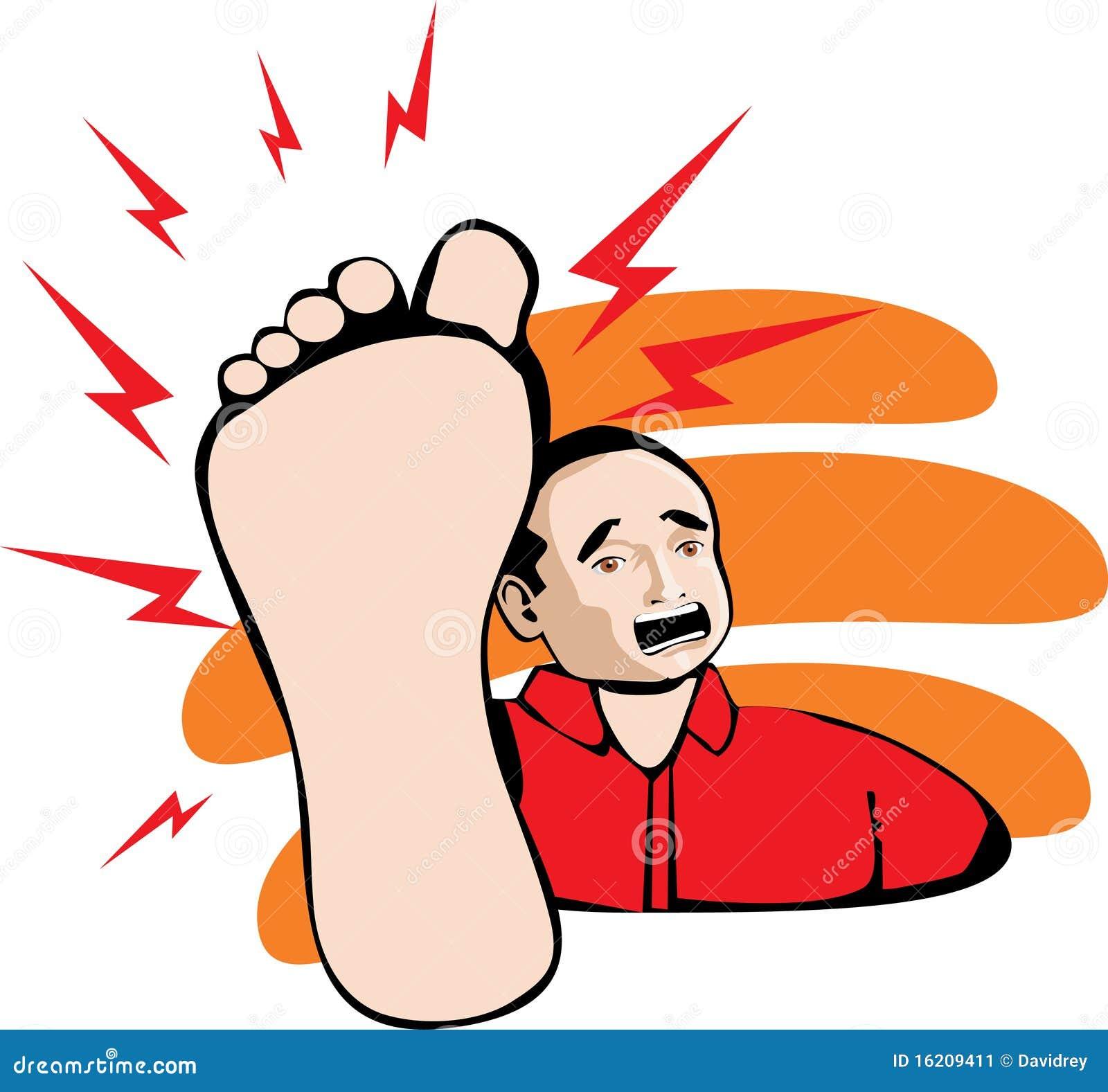 gout in foot pics #10