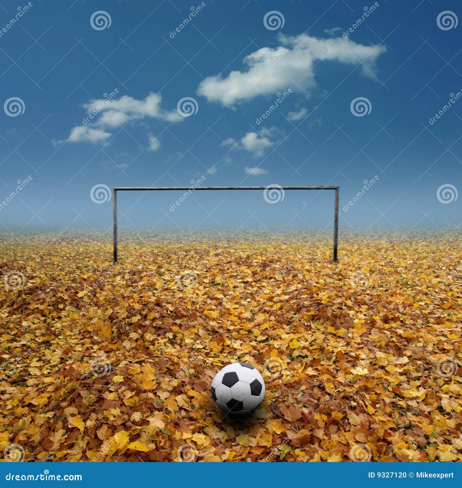 Footbal smoła