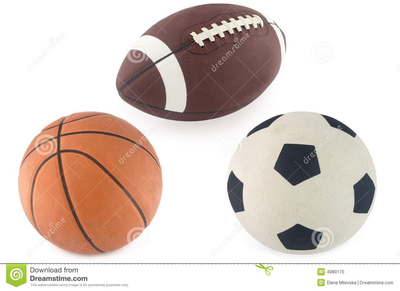 difference between basketball and football List of the differences between soccer & basketball photo  what are the differences in football & basketball  what is the difference between the frontcourt.