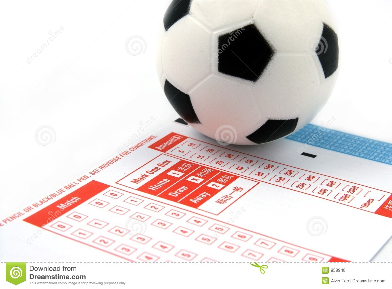 football betting