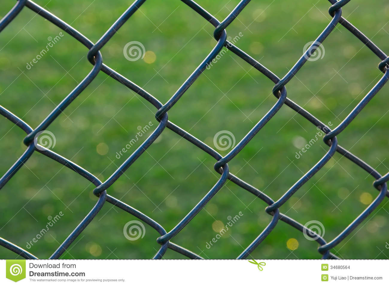 Football Court Stock Images - Image: 34680564