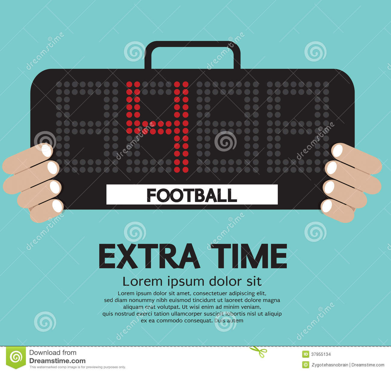 Football Extra Time.