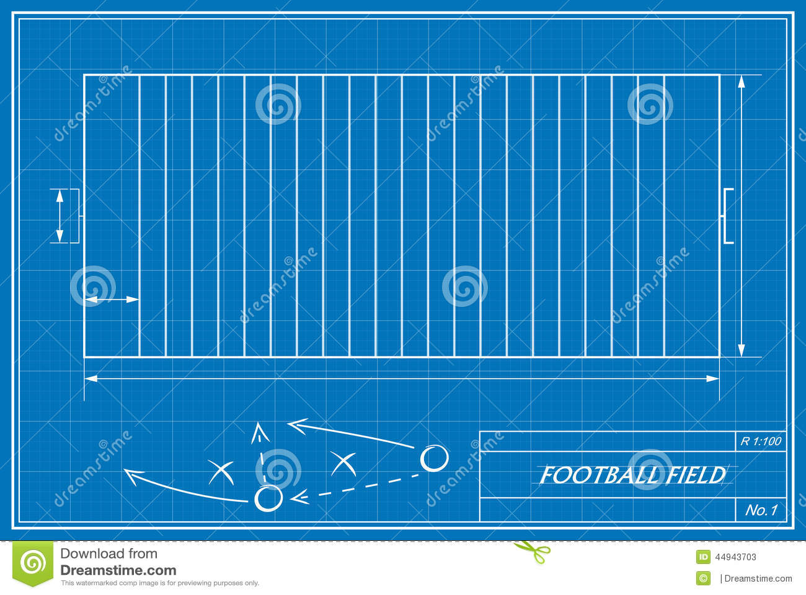Football Field Blueprint Stock Illustrations 57 Football Field Blueprint Stock Illustrations Vectors Clipart Dreamstime