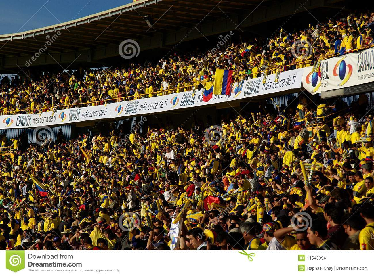 Colombia Game